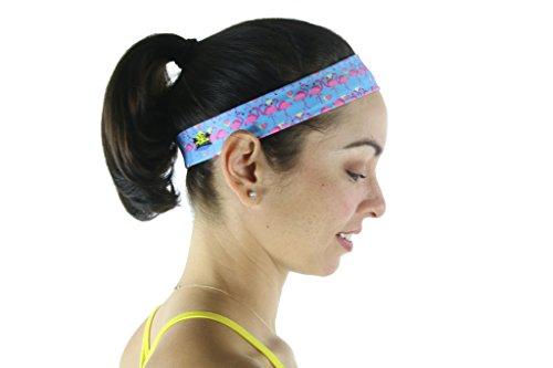 Price comparison product image Florida Life - Flamingo Athleisure Headband by Miami Beach Body
