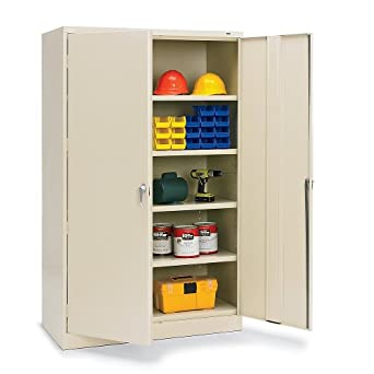 Extra Shelf For Tennsco 48u0026quot;W Jumbo Storage Cabinets - 48X24u0026quot; ...  sc 1 st  Amazon.com & Amazon.com: Extra Shelf For Tennsco 48
