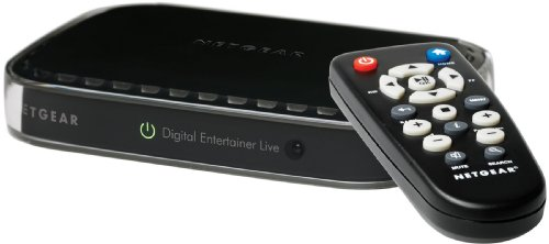 NETGEAR Digital Entertainer Live (Black) by NETGEAR