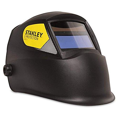 Stanley ST-90368 - Pantalla electrónica para soldadura tipo casco. Regulable: Amazon.es: Bricolaje y herramientas