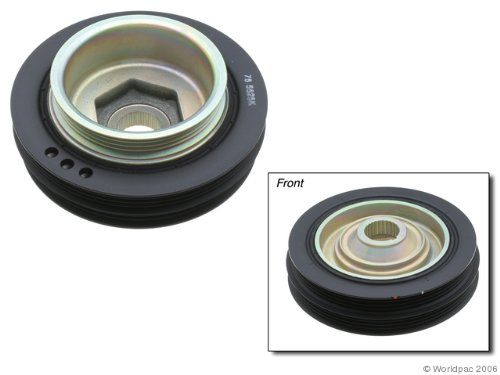 OES Genuine Crankshaft Pulley for select Acura Integra models