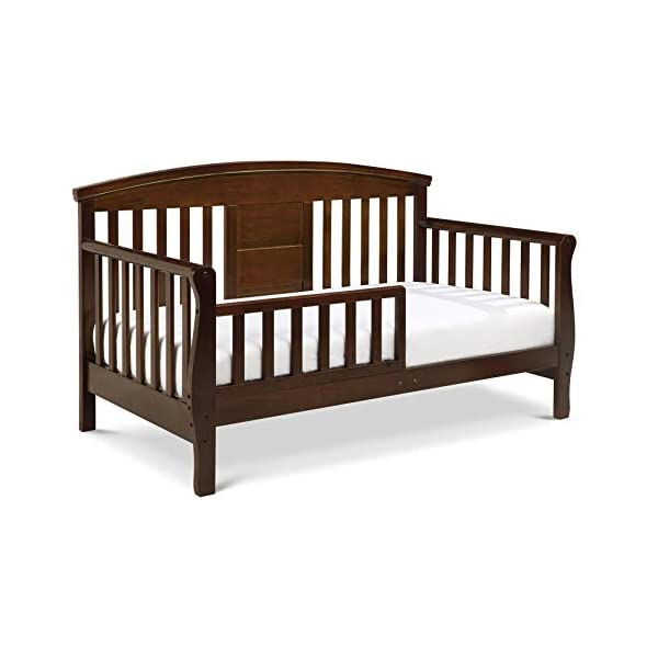 Davinci Elizabeth II Convertible Toddler Bed 1