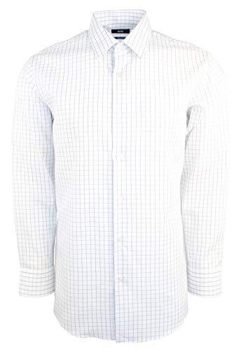 Hugo Boss Men's Regular Fit Cotton Dress Shirt-MB-16.5-32/33