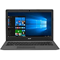Acer Aspire One 14 Cloudbook Laptop (Intel Dual Core up to 2.16GHz, 2GB RAM, 32GB eMMC, Wireless AC, Bluetooth, HDMI, USB 3.0c Webcam, Windows 10)(Certified Refurbished)