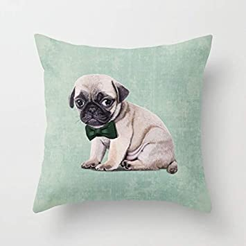 Amazon.com: Leo Marner Square 18 23 Animal Cushion Cover ...