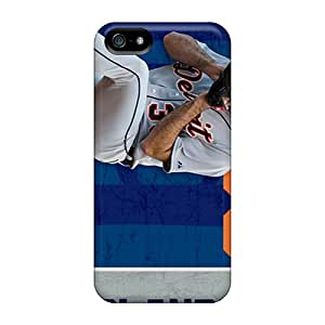 Fashionable Style Cases Covers Skin For Iphone 5/5s- Detroit Tigers