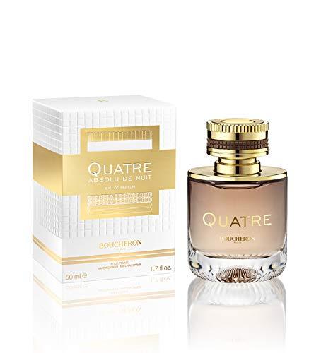 Boucheron Quatre Absolu De Nuit Pour Femme Eau De Parfum, 50ml Luxury
