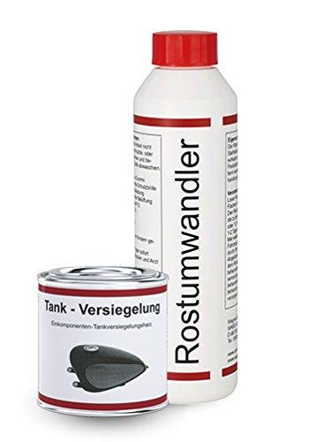 WAGNER Krad-Tankversiegelung Set - 071000 - bis 10 Liter-Tanks WAGNER Spezialschmierstoffe GmbH & Co. KG