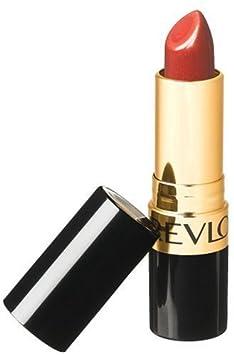 Revlon Super Lustrous Pearl Lipstick, Spiced Brandy 523, 0.15 Ounce