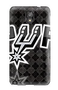 Hot san antonio spurs basketball nba (36) NBA Sports & Colleges colorful Note 3 cases