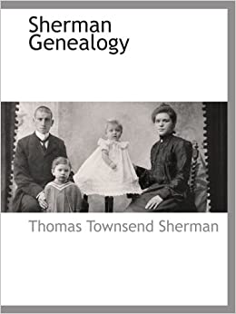 Book Sherman Genealogy