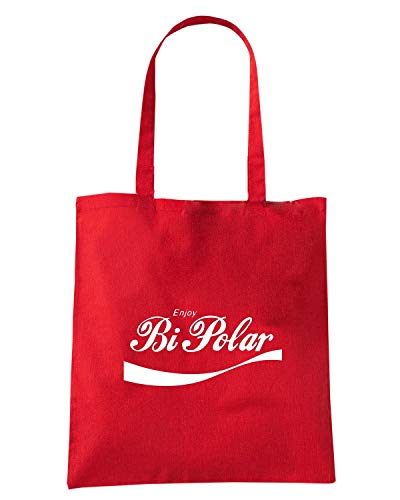 Borsa Shopper Rossa ENJOY0021 ENJOY BI POLAR