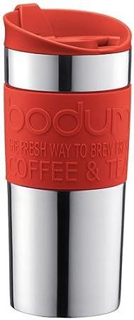 Bodum Inox Tasse de Voyage 0.35 L-Disponible en plusieurs couleurs