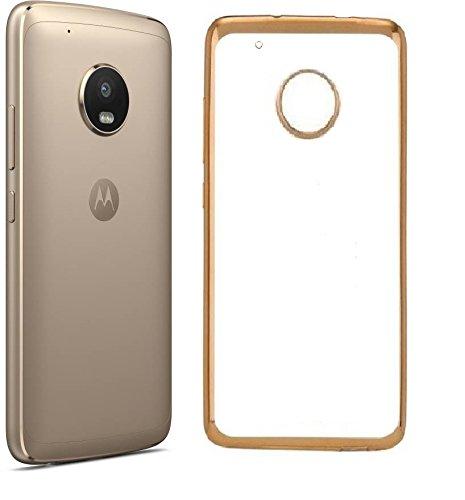 Karirap™ Transperant ultra thin durable crystal clear back cover for Motorola Moto G5 Plus