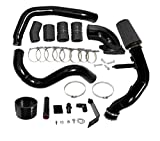 Ford 6.0L 2003-2007 Intercooler Pipe Boot Kit CAC Tube & Cold Air Intake + Elbow