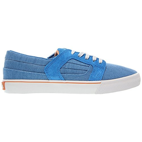 Supra Skylow II - Zapatillas para hombre Multicolor Blue/Orange/White