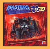 Masters of the Universe 100 Piece Jigsaw Puzzle Castle Greyskull