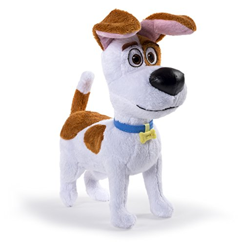 "The Secret Life of Pets - 6"" Max Plush Buddy"