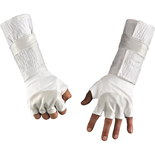 Deluxe Storm Shadow Gloves (Storm Shadow Deluxe Gloves Costume - One Size)