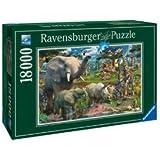 Ravensburger At The Waterhole - 18000 ピース パズル