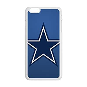 WFUNNY Dallas Cowboys 3 New Cellphone Case for iPhone 6 Plus