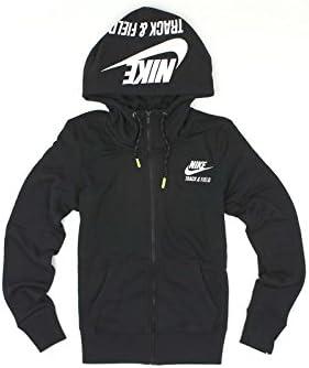 Nike Para Mujer, RU NTF FZ Hoody, Algodón, Felpa, Color Negro, mujer, 644138 010, negro, L: Amazon.es: Deportes y aire libre