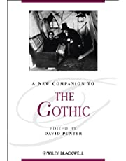 Punter, D: New Companion to The Gothic (Blackwell Companions to Literature and Culture)