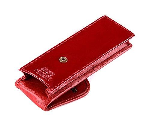 Strega Caduta | 17x5,5 Cm | Vernice, Rosso | Fatto A Mano, Collezione: Verona - 25-2-169-3