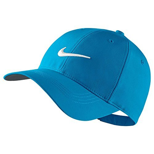 Nike Legacy 91 Tech Golf Cap 2017 Blue Fury/White One Size Fits All