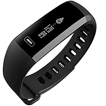 Smart Watch Fitness Tracker READ R5.PRO Heart Rate Monitor Blood Pressure Bracelet Pedometer Activity Tracker Sleep Monitoring Call SMS SNS Remind Watch for ...