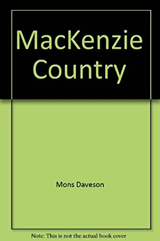 book cover of Mackenzie Country