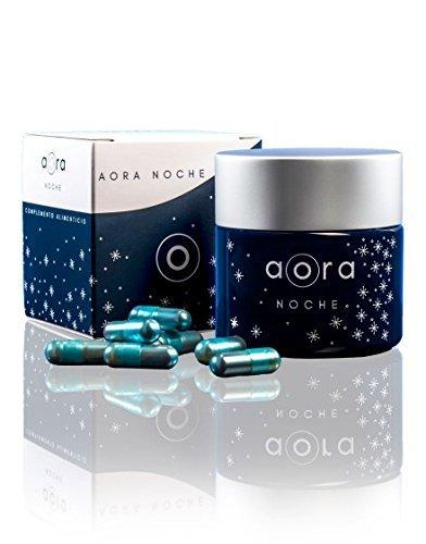 Aora Health Complemento Alimenticio Noche - 30 Unidades