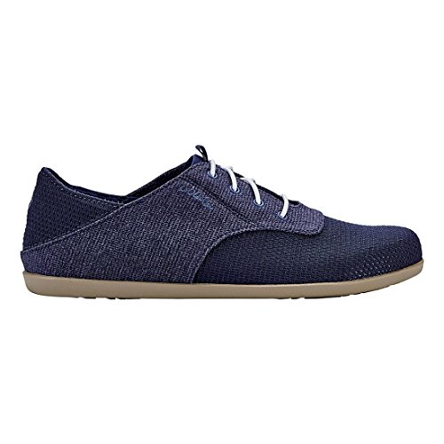 Trench Shoes Lace Blue Women's OLUKAI Waialua pfnIORx