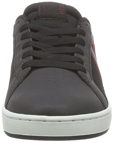 Basses LS 557 Red Sneakers Noir Homme Black Charcoal Etnies Fader gwqCnp