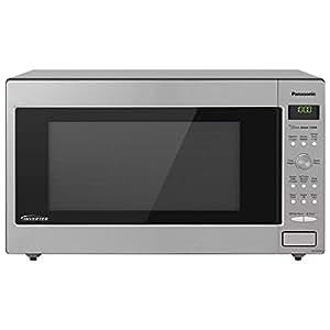 Amazon Com Panasonic Microwave Oven Nn Sd945s Stainless