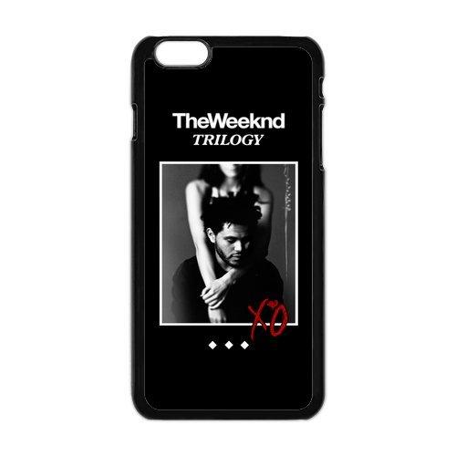 "Fayruz - Cover/Design Case For IPhone 6 5.5"" TPU Rubber Gel - XO The Weeknd"