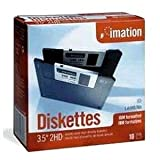 Imation 1.44Mb Floppy Disk . 1.44 Mb ''Product Type: Storage Media/Floppy/Zip Media''