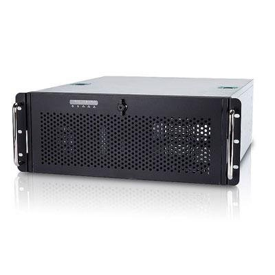 IN-WIN Power Supply 4U Rack mount Server Chassis IW-R400-00-01 (CASE ONLY)