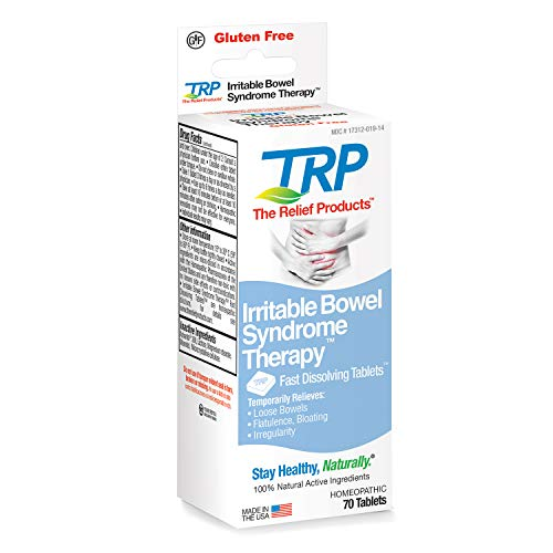 (The Relief Products Irritable Bowel Syndrome Therapy,70 Tablets)