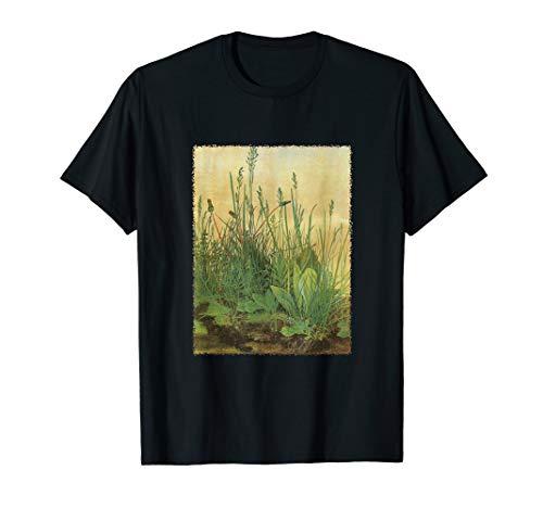 The Great Piece of Turf by Albrecht Durer, Garden T-Shirt