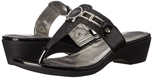 black Glitter Zapatos Tacón 2 Fisheramina Con Marc Mid Mujer Negro wSH0qnx