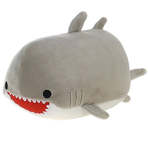 Fiesta Toys Lil Huggy Shark Plush Stuffed Animal Toy - 8 Inches (Fiesta Plush)