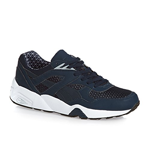 Puma R698 LS Shoe Dress Blue - 43 EU