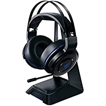 Razer Thresher Ultimate - Playstation 4 (PS4) & PC Wireless Gaming Headset - 7.1 Dolby Surround Sound with Retractable Microphone (Renewed)