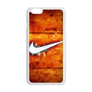 QQQO The famous sports brand Nike fashion cell phone case for iPhone 6 plus Kimberly Kurzendoerfer
