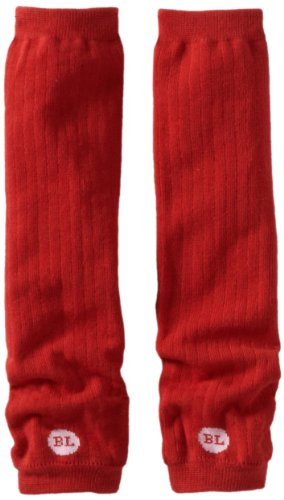 Ribbed Babylegs (BabyLegs Funky Leg Warmers - Red Ribbed)