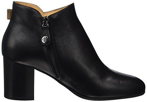Mujer Heel High Marc 70814172301110 Loafer Schwarz O'Polo Botines Black z7wnqHx