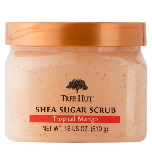 Scrub, Tropical Mango, 18 Ounce (Moisturizing Sugar Scrub)