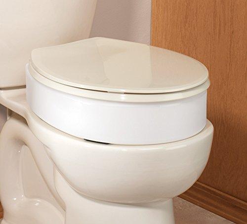 Essential Medical Supply Toilet Seat Riser Standard