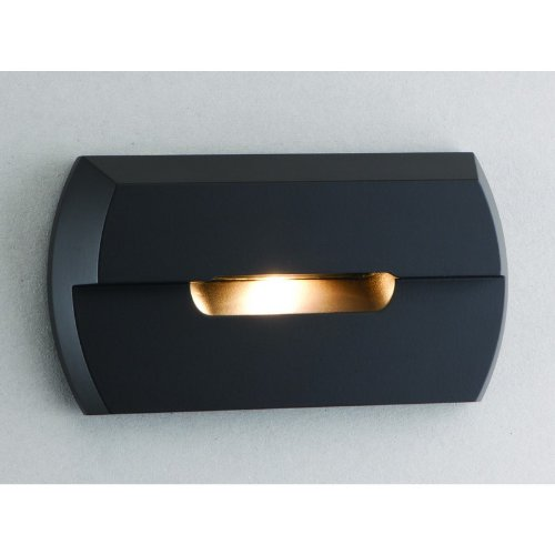 1 Light LED Step Light Finish: Bronze